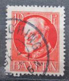 Poštovní známka Bavorsko 1916 Král Ludvík III. Mi# 114 A