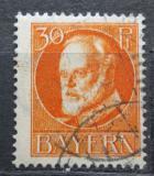 Poštovní známka Bavorsko 1916 Král Ludvík III. Mi# 99 II A
