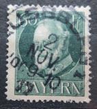 Poštovní známka Bavorsko 1916 Král Ludvík III. Mi# 102 II A