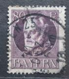 Poštovní známka Bavorsko 1916 Král Ludvík III. Mi# 103 II A
