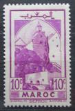 Poštovní známka Francouzské Maroko 1939 Sefrou Mi# 143