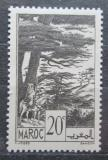 Poštovní známka Francouzské Maroko 1939 Cedary Mi# 145