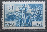 Poštovní známka Francouzské Maroko 1939 Pasák koz Mi# 146