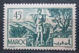 Poštovní známka Francouzské Maroko 1939 Pasák koz Mi# 148