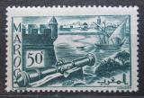 Poštovní známka Francouzské Maroko 1940 Pevnost Oudaia Mi# 150