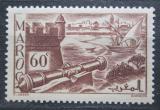 Poštovní známka Francouzské Maroko 1940 Pevnost Oudaia Mi# 152