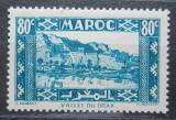 Poštovní známka Francouzské Maroko 1940 Údolí řeky Draa Mi# 155