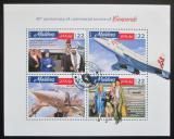 Poštovní známky Maledivy 2016 Concorde Mi# 6504-07 Kat 11€