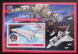Poštovní známka Burkina Faso 2019 Sovětský průzkum vesmíru Mi# N/N