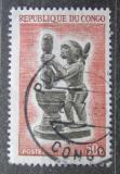 Poštovní známka Kongo 1964 Socha Mi# 48