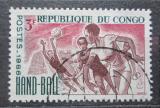Poštovní známka Kongo 1966 Házená Mi# 98