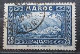 Poštovní známka Francouzské Maroko 1933 Moulay Idriss Mi# 100