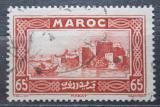 Poštovní známka Francouzské Maroko 1933 Kasbah, Rabat Mi# 105