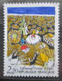 Poštovní známka Francie 1986 Benátský karneval v Paříži Mi# 2531