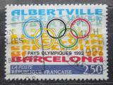 Poštovní známka Francie 1992 LOH Barcelona Mi# 2904
