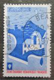 Poštovní známka Francie 1977 Mapa Francie Mi# 2037