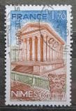 Poštovní známka Francie 1981 Maison Carrée v Nimes Mi# 2257