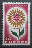 Poštovní známka Francie 1964 Evropa CEPT Mi# 1490