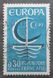 Poštovní známka Francie 1966 Evropa CEPT Mi# 1556
