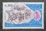 Poštovní známka Francie 1977 Připojení regionu Cambrai, 300. výročí Mi# 2028