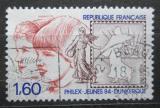 Poštovní známka Francie 1984 Výstava mládeže, Dünkirchen Mi# 2440
