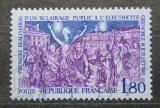 Poštovní známka Francie 1982 Elektrifikace v Grenoble Mi# 2349