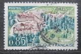 Poštovní známka Francie 1963 Vittel Mi# 1447