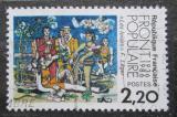 Poštovní známka Francie 1986 Umění, Fernand Léger Mi# 2526
