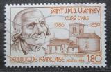 Poštovní známka Francie 1986 Jean-Marie Vianney Mi# 2548