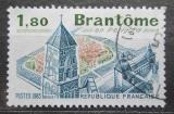 Poštovní známka Francie 1983 Brantôme Mi# 2381