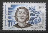 Poštovní známka Francie 1983 Renée Lévy Mi# 2418