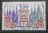 Poštovní známka Francie 1978 Francouzská města Mi# 2120