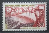 Poštovní známka Francie 1969 Vouglans Mi# 1652