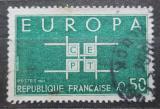 Poštovní známka Francie 1963 Evropa CEPT Mi# 1451
