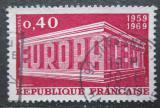 Poštovní známka Francie 1969 Evropa CEPT Mi# 1665