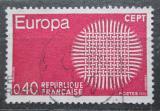 Poštovní známka Francie 1970 Evropa CEPT Mi# 1710