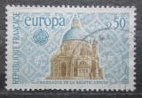 Poštovní známka Francie 1971 Evropa CEPT, bazilika Mi# 1748