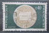 Poštovní známka Francie 1968 Poštovní šeky Mi# 1609