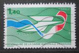 Poštovní známka Francie 1981 Poštovní spořitelna, 100. výročí Mi# 2282