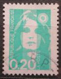 Poštovní známka Francie 1990 Marianne Mi# 2765