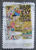 Poštovní známka Austrálie 2006 Rockový festival Mi# 2706