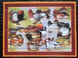 Poštovní známky Guinea-Bissau 2001 Kachny Mi# N/N Kat 10€