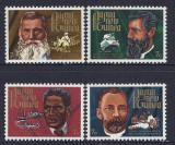 Poštovní známky Papua Nová Guinea 1972 Misionáři Mi# 230-33