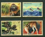 Poštovní známky OSN Vídeň 1999 Fauna Mi# 287-90