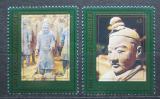 Poštovní známky OSN Vídeň 1997 Dědictví UNESCO Mi# 238-39