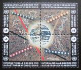 Poštovní známky OSN Vídeň 1994 Prevence před katastrofami Mi# 170-73 Kat 5€