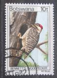 Poštovní známka Botswana 1978 Datel Bennettův Mi# 204