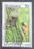 Poštovní známka Botswana 1978 Rybařík velký Mi# 205