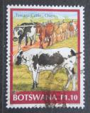 Poštovní známka Botswana 2006 Skot Mi# 831