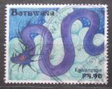 Poštovní známka Botswana 2012 Kgwanyape Mi# 964